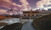 Salto Chico - Torres del Paine NP  Cile
