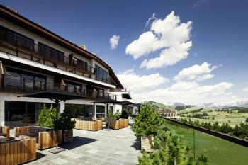 Alpina Dolomites, Gardena Health Lodge & Spa