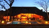 Stanley Safari Lodge - Mosi-oa-Tunya National Park   Zambia