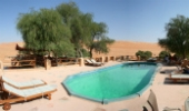 1000 Nights Camp - Wahiba Sands  Oman