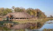 Moremi Crossing - Moremi Game Reserve Chief's Island Botswana