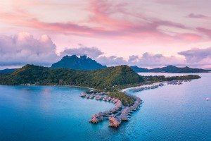 Conrad Bora Bora Nui -  Bora Bora Polinesia Francese