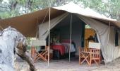 Khwai Bedouin Camp - Khwai River  Botswana