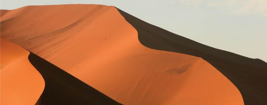 Namibia, dai pinguini ai leoni - Namibia Sossusvlei Dunes