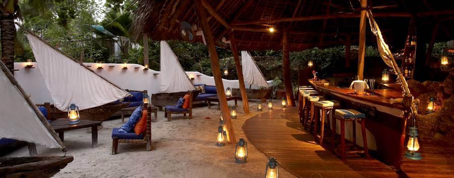 Matemwe Lodge - Bar