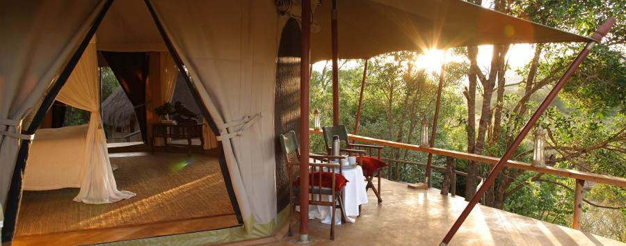 Serian Camp - Tent