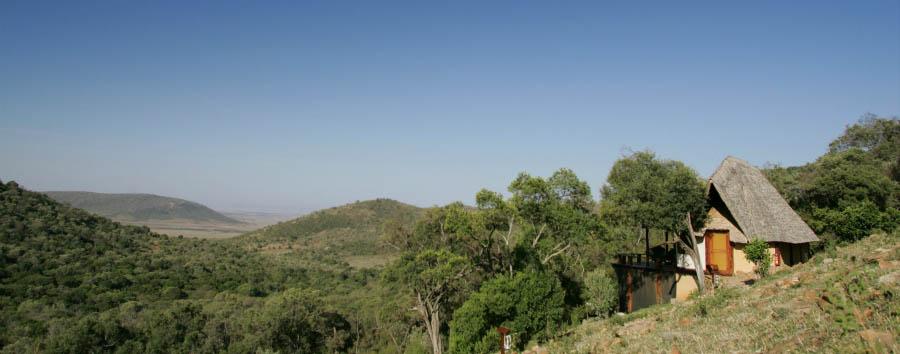 Saruni Mara - Exterior view
