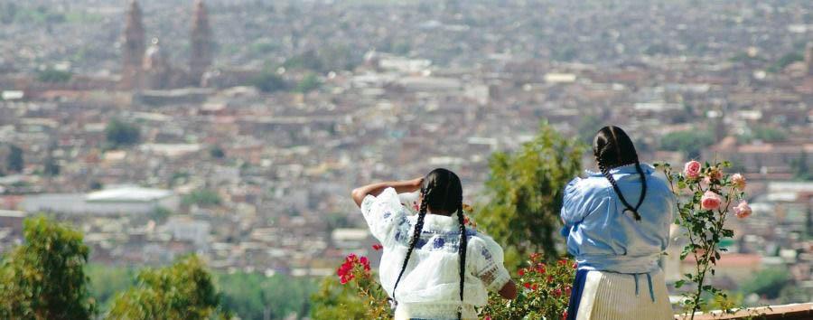 Mexico, Colonial Flavour - Mexico Morelia, Panorama