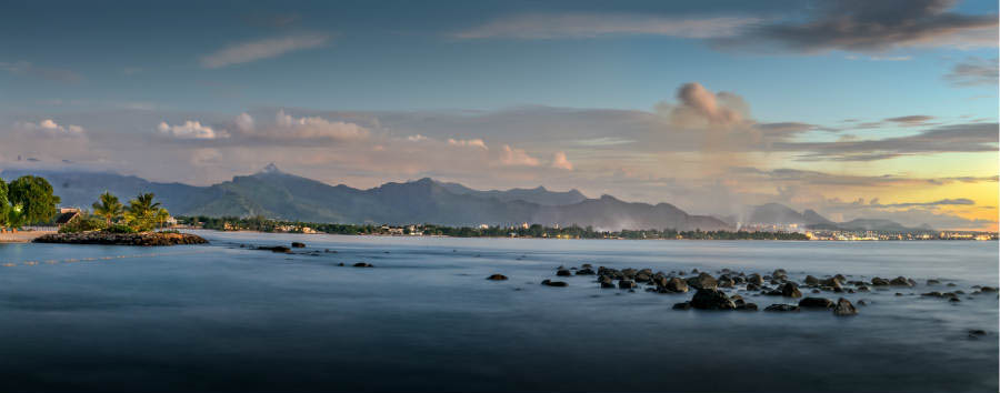 Paradiso Mauritius: Mare e Terra - Mauritius Port Louis © fadylr/Shutterstock
