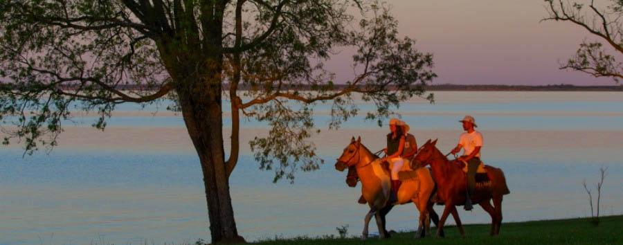Argentina - Puerto Valle, Horse Riding