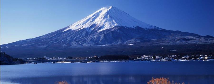 Fra Tradizione e Modernità - Japan Mount Fuji