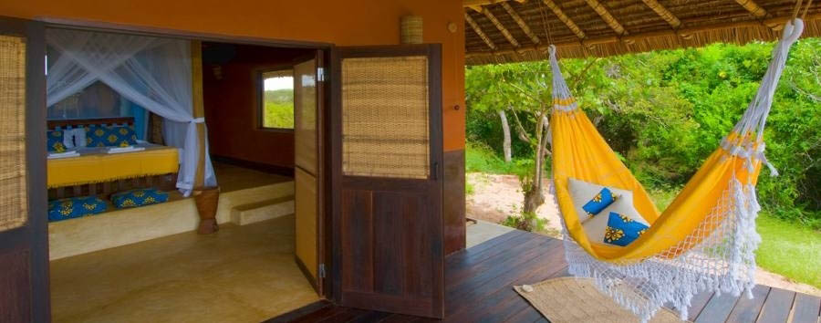 Mozambico da sogno - Mozambique Room at Nuarro Lodge