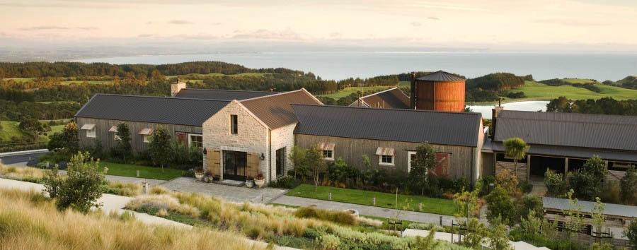 The+Farm+at+Cape+Kidnappers+-+Lodge+Exterior