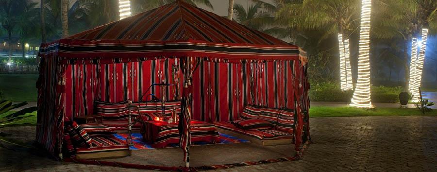 Mare al Crowne Plaza Salalah - Oman Crowne Plaza Resort, private dining