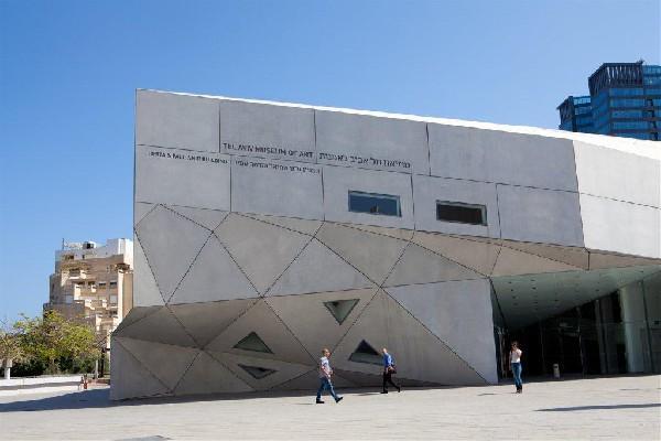 Tel Aviv - Museum of Art
