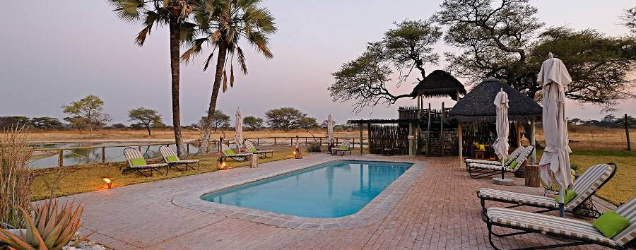 Onguma Bush Camp - Swimmingpool