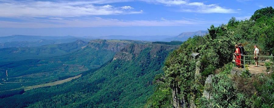 Wildlife & Warriors - South Africa Mpumalanga - God's Window