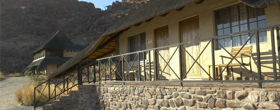 Twyfelfontein+Country+Lodge+-+Room+Exterior
