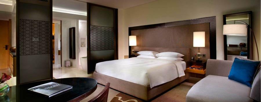 Park Hyatt Abu Dhabi Hotel and Villas - Standard Park King Room