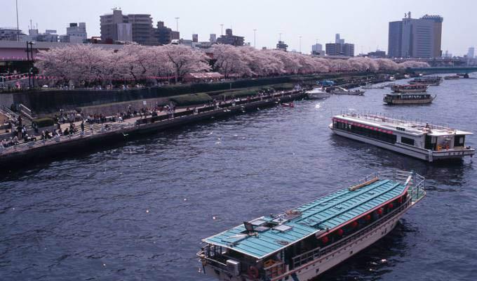 Sumida River, tokyo - Japan