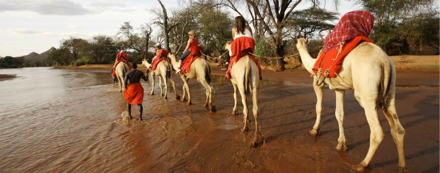 Sasaab - Camel Treck