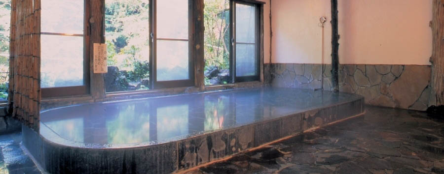 Ichinoyu Honkan - Termal Bath