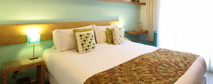 Hotel Mine - Superior Room - Green