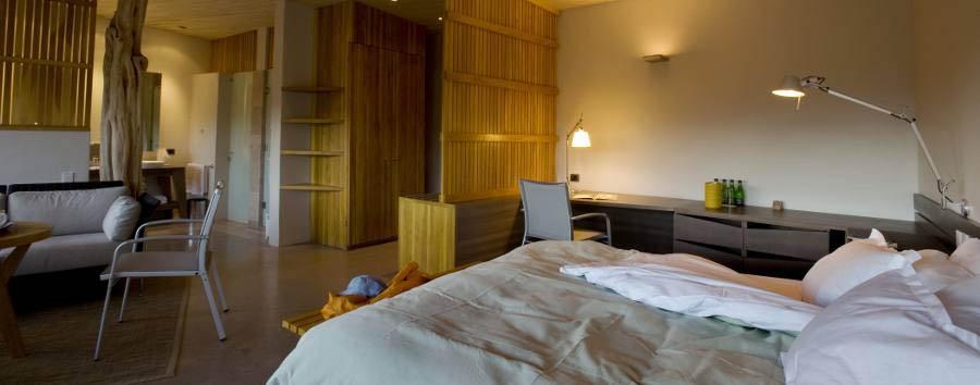 Hotel de Larache - Room interior