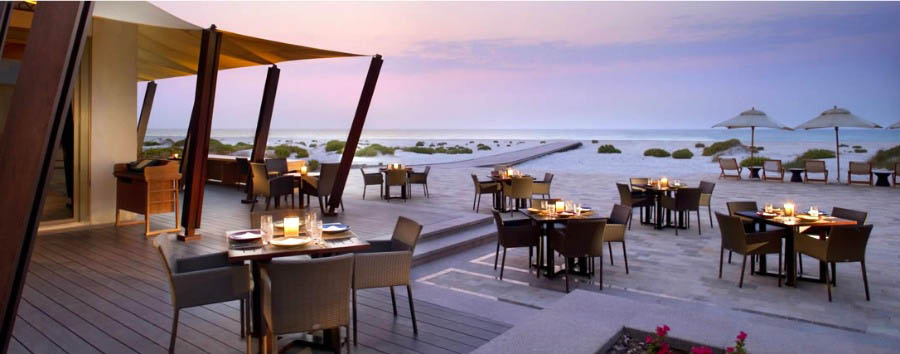 Park Hyatt Abu Dhabi Hotel and Villas - Beach at Sunset