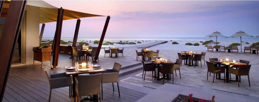 Park Hyatt Abu Dhabi Hotel and Villas - Beach at Sunset