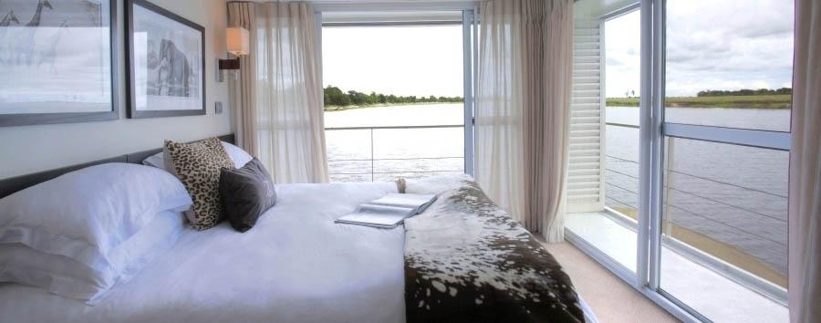Botswana, Zambezi Queen - Botswana Zambezi Queen, Suite