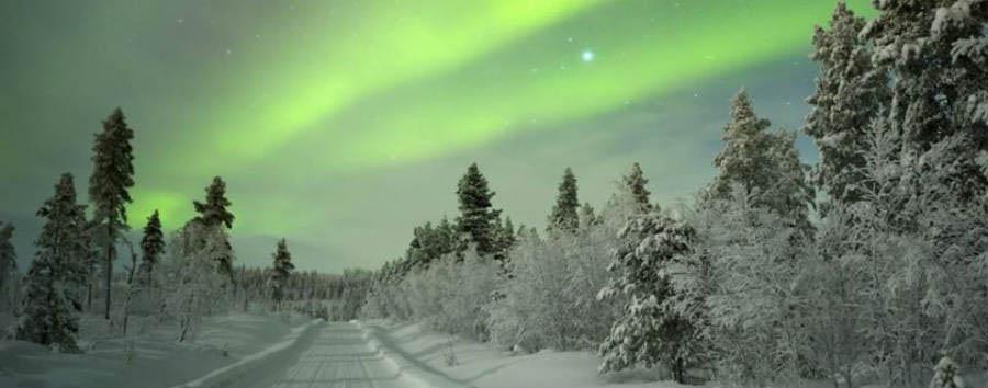 Finlandia: alla scoperta della Lapponia - Finland Aurora Borealis © Tumlare