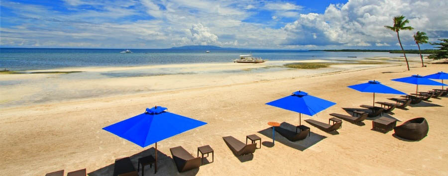 Mare a Bohol - Philippines Bohol, Panglao Island, The Bellevue Hotel, The Beachfront