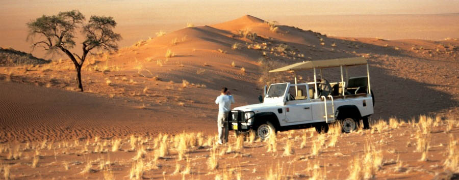 Namibia, stars and dunes - Namibia Excursion in the Namib Desert