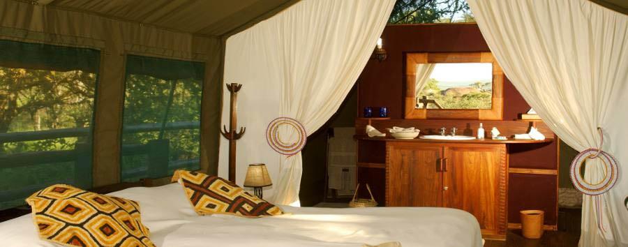 Kusini - Room interior