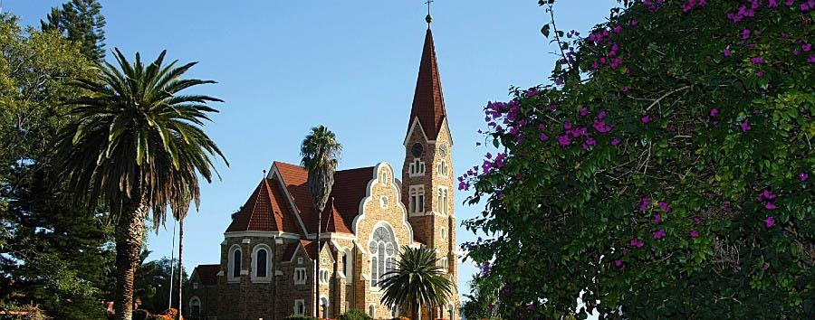 African Explorer - Namibia Windhoek - Christuskirche