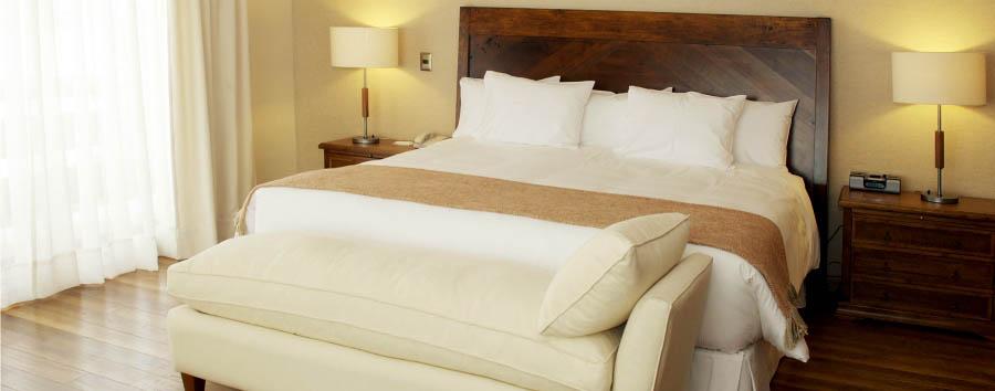 Hotel Cumbres Patagonicas - Superior room