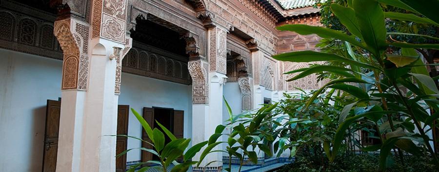 Marrakech à la Amanjena - Marrakech Palais Bahia