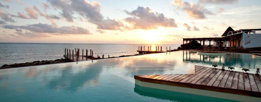 Essque Zalu Resort - Sunset view