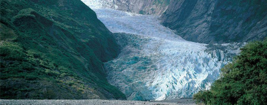 Nuova Zelanda, i cieli del sud - New Zealand Franz Josef Glacier © Gareth Eyres/Tourism New Zealand