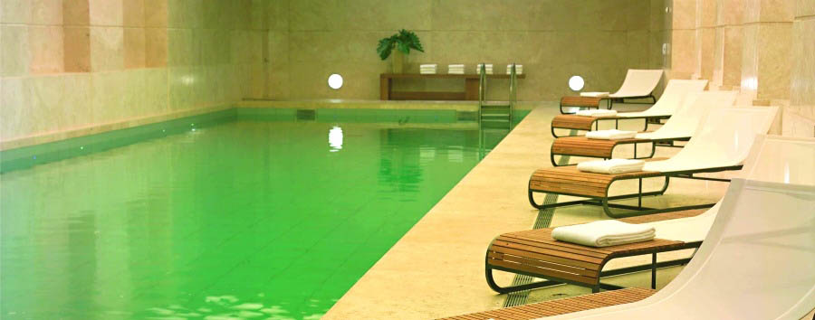Park Hyatt Palacio Duhau - Swimming Pool
