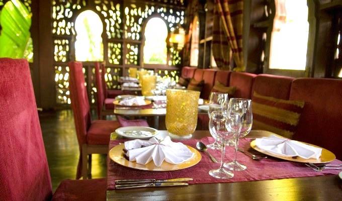 Breezes Beach Club & Spa, Sultan's Restaurant - Zanzibar
