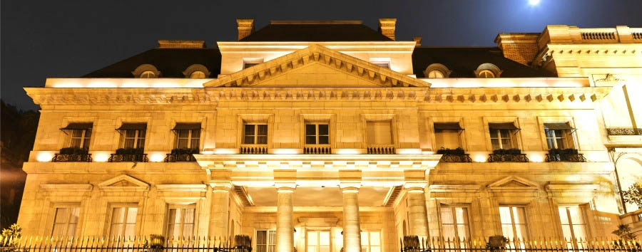 Park Hyatt Palacio Duhau - Palace Facade