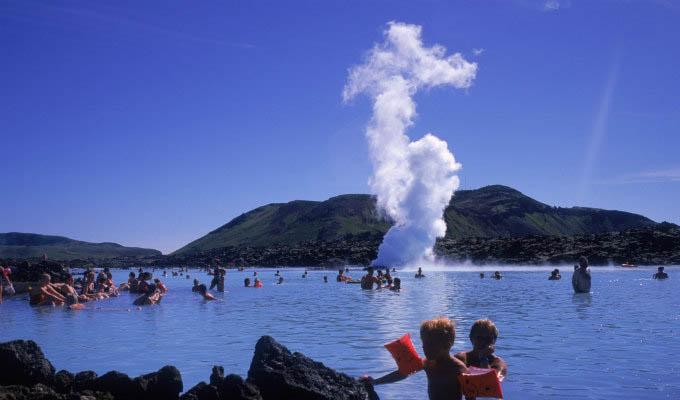 Blue Lagoon © Visit Iceland - Iceland