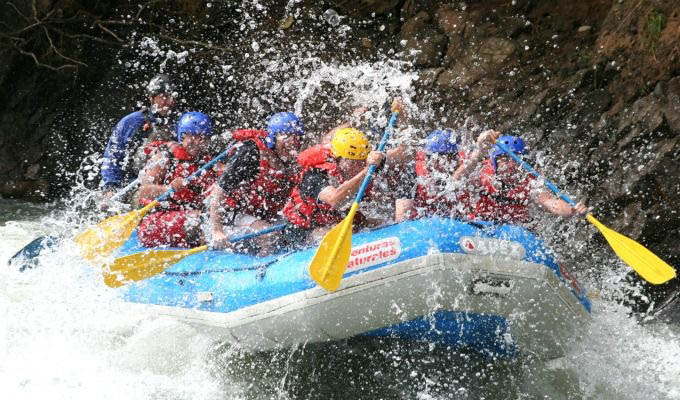 Pacuare Lodge, Rafting on The Pacuare River - Costa Rica