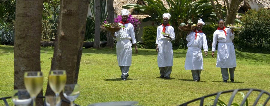 The Plantation Lodge - Restaurant Staff