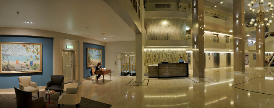 Pacific+Hotel+Cairns+-+Lobby+Panoramic