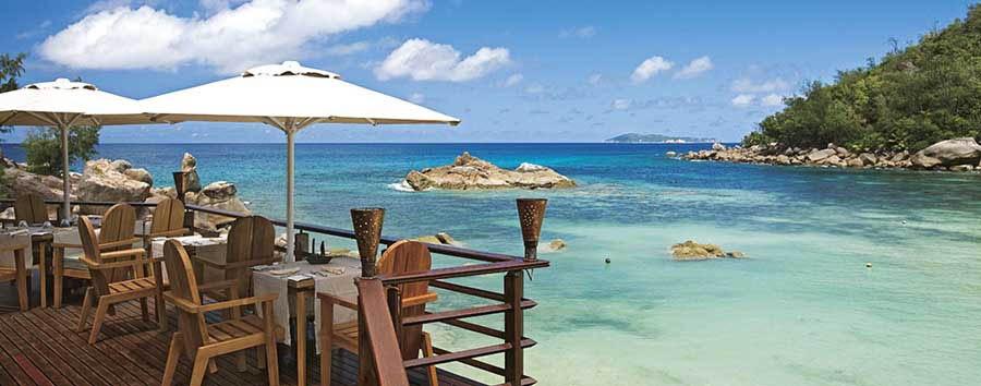 Constance Lemuria Resort - Beach Bar and Grill Restaurant