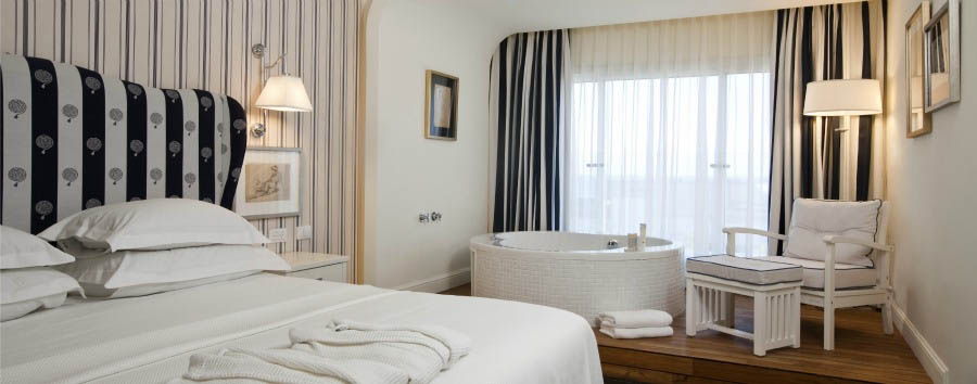 Shalom+Hotel+%26+Relax+-+Spa+Suite+Bedroom