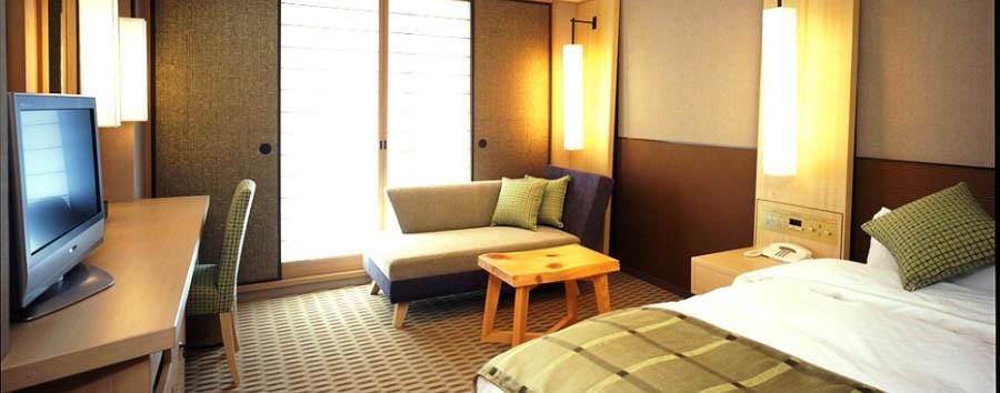 Rihga Royal Hotel Kyoto - Deluxe single room